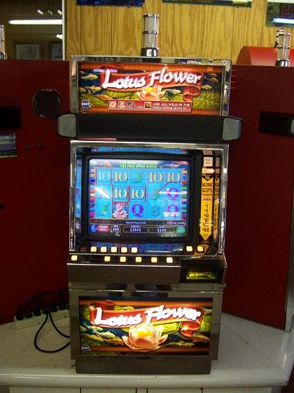 Igt I Game Plus 044 Lotus Flower Item 475 Used Slot Machines