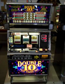 Double 10 x Pay 5 Coin 5 Line