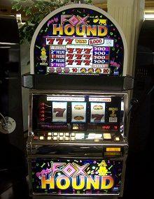 Fox & Hound 5 Coin 5 Line