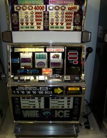 White Ice 2 Coin