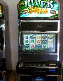 Bally Alpha M9000 River Wild 150 Coin